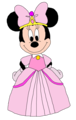 Princess Minnie - disney-junior fan art