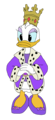 Queen Daisy - disney-junior fan art