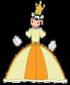Queen Clarabelle Cow