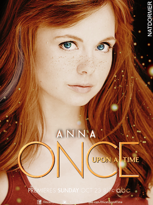 Anna Once Upon a Time