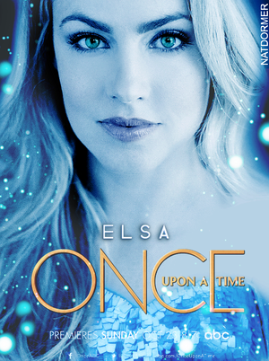 Elsa Once Upon a Time