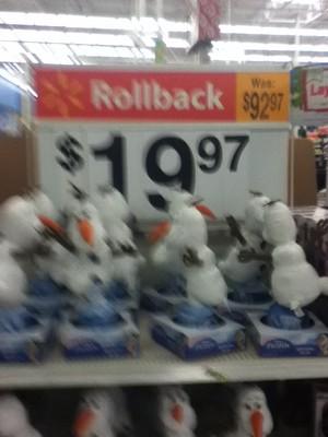 Olafs for on Rollback!