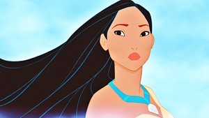 disney Princess Screencaps - Pocahontas