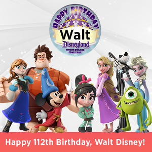 Happy Birthday Walt
