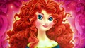 merida's girly look - disney-princess photo