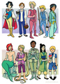 disney genderbend - disney-princess photo