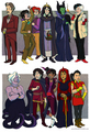 poor unfortunate genderbents - disney-princess photo