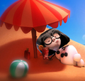 Edna the Olaf~~For MalloMar - disney-princess photo