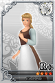 Cinderella Cards in Kingdom Hearts X - disney-princess photo