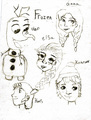 Frozen Sketches - disney-princess photo