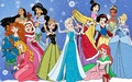 Merry Christmas 2013! - disney-princess fan art