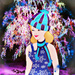 Cinderella at Christmas time - disney-princess icon
