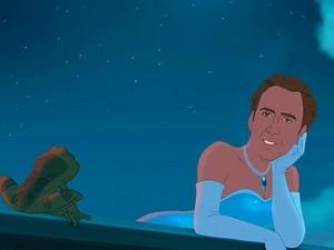 Nicolas Cage as Tiana