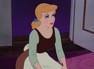 cinderella's fair lady look