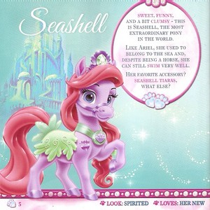 Seashell (Ariel)