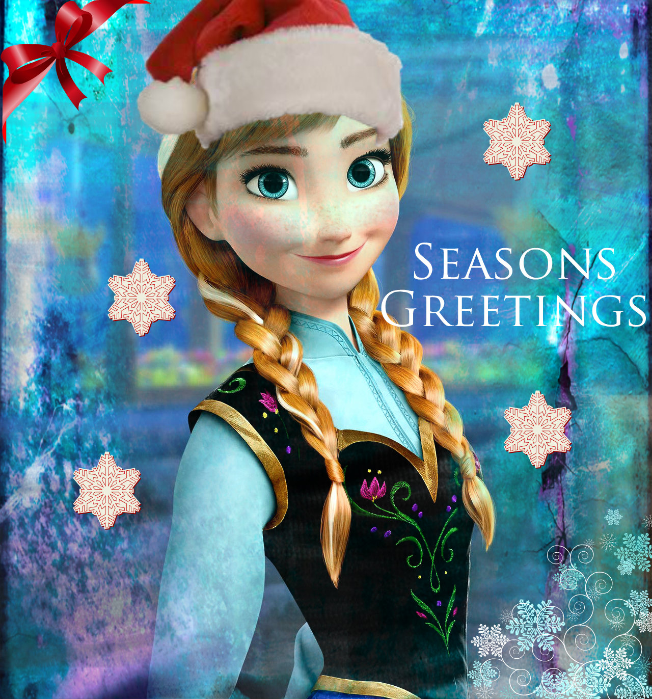 frozen christmas wallpaper - photo #33