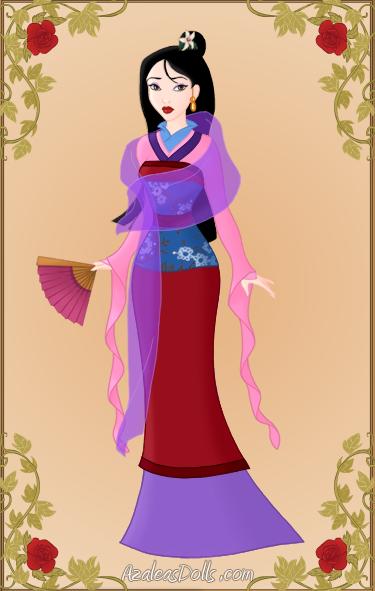 Disney Mulan Disney Princess Fan Art 36297380 Fanpop Images Princess