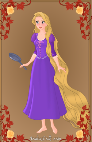 Disney Công chúa tóc mây