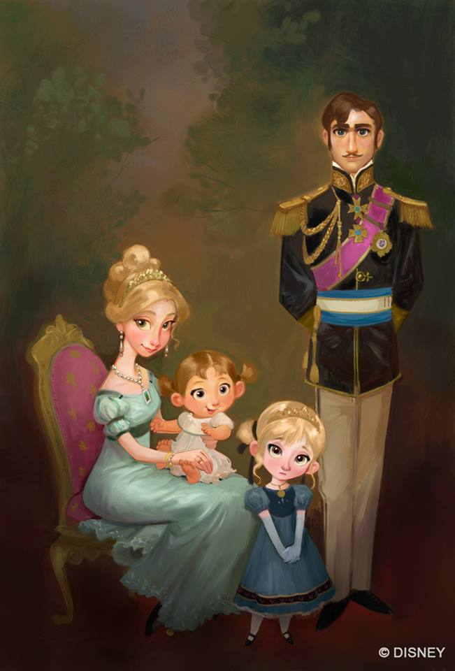 Princess of the Family