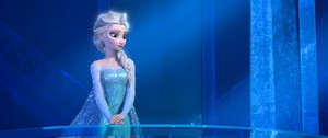 Elsa, the Ice Queen