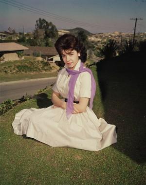 Former Mouseketeer, Annette Funicello