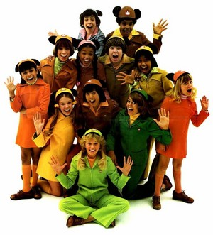 """The Updated Mickey topo, mouse Club From The """"'70's"""""""