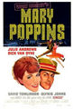 "Movie Poster For The 1964 Disney Film,""Mary Poppins"" - disney photo"