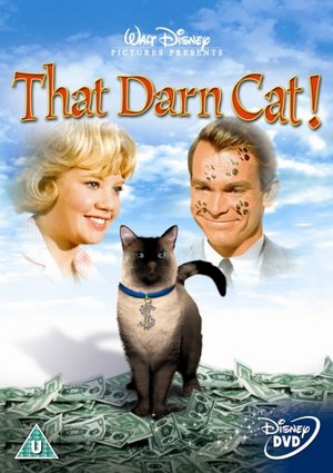"1965 Disney Film, ""That Darn Cat"" On DVD"