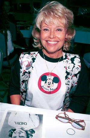Former Mouseketeer, Cheryl Holdridge