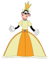 Queen Clarabelle Cow - Sir Goofs-a-Lot
