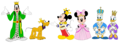 Mickey Mouse Clubhouse - Royalty