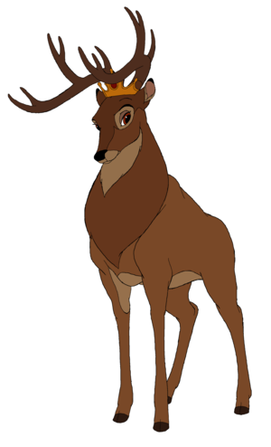 Great Prince Of The Forest (Bambi's father)