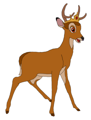 Prince Bambi (Young Adult)