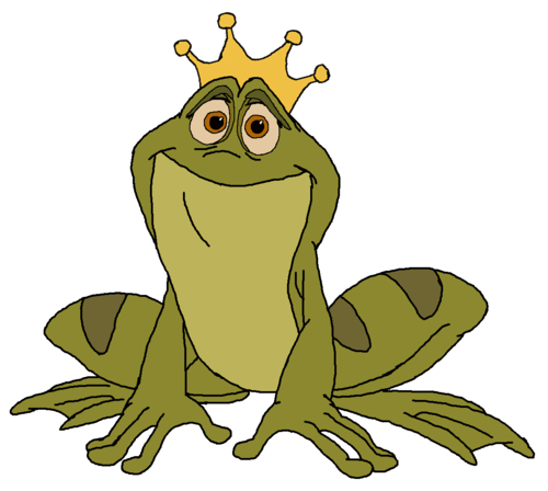Disney wolpeyper containing anime entitled Prince Naveen - Frog Prince