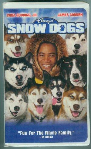 """2002 ডিজনি Film, """"Snow Dogs"""" On ভিডিও ক্যাসেট"""