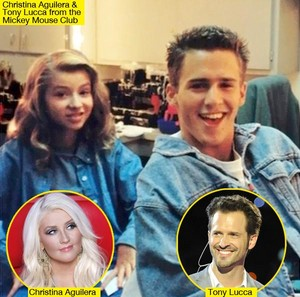 Mouseketeers, Then And Now