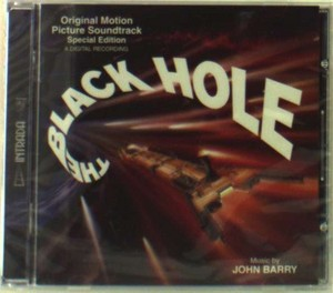 """The Black Hole"" Movie Soundtrack On C.D."