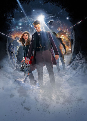 Doctor Who - krisimasi 2013 Special