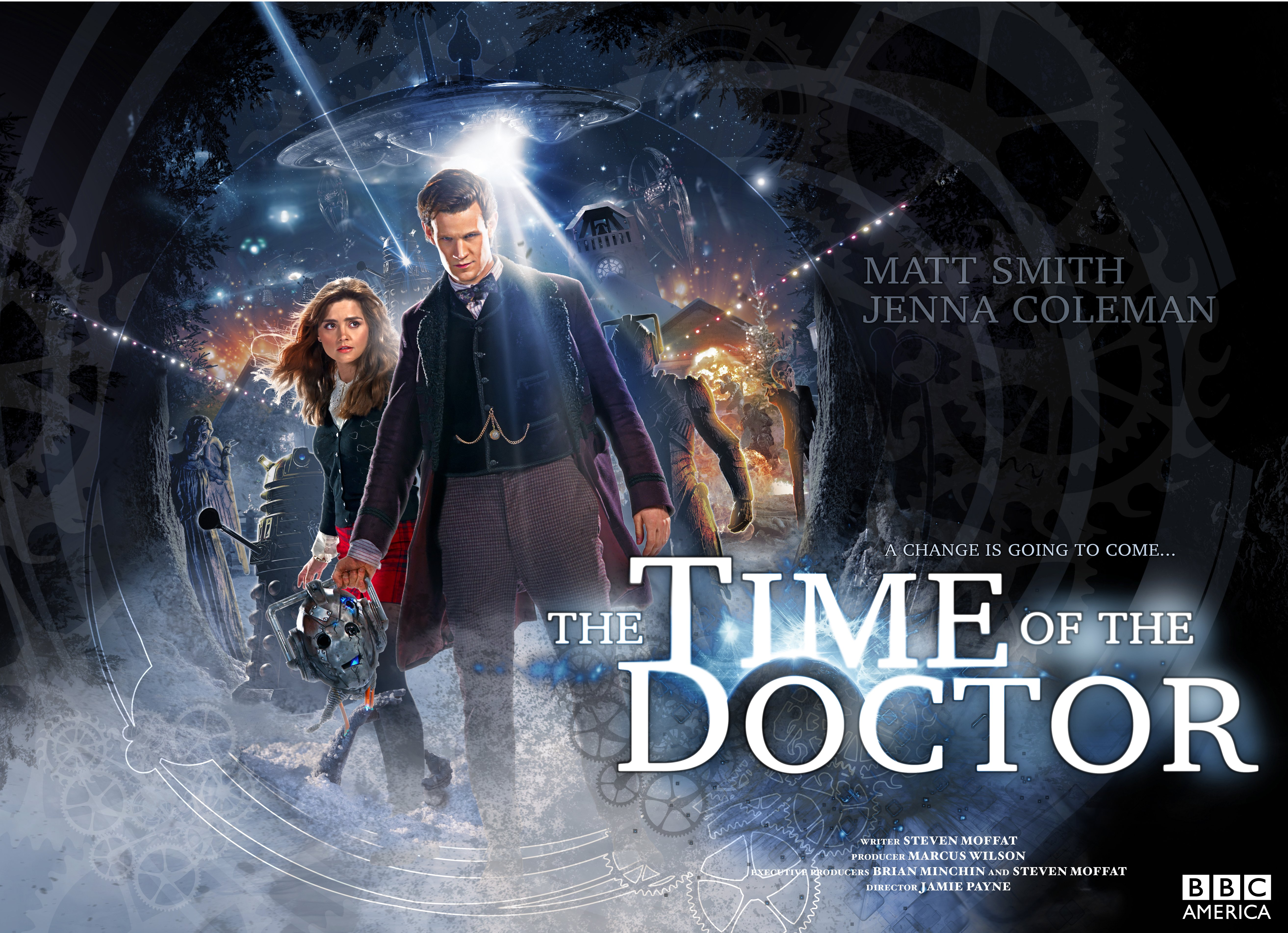 Doctor Who - क्रिस्मस 2013 Special