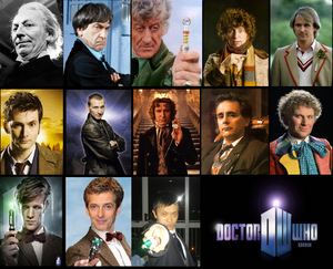 All New The Doctor of All Generation!