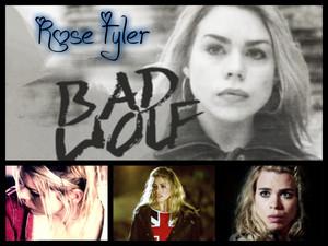 Rose Tyler Companion