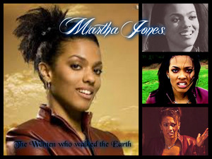 Martha Jones companion