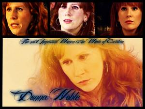 Donna Noble Companion