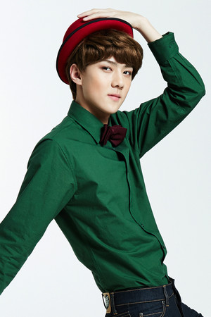 Sehun (Miracles in December)