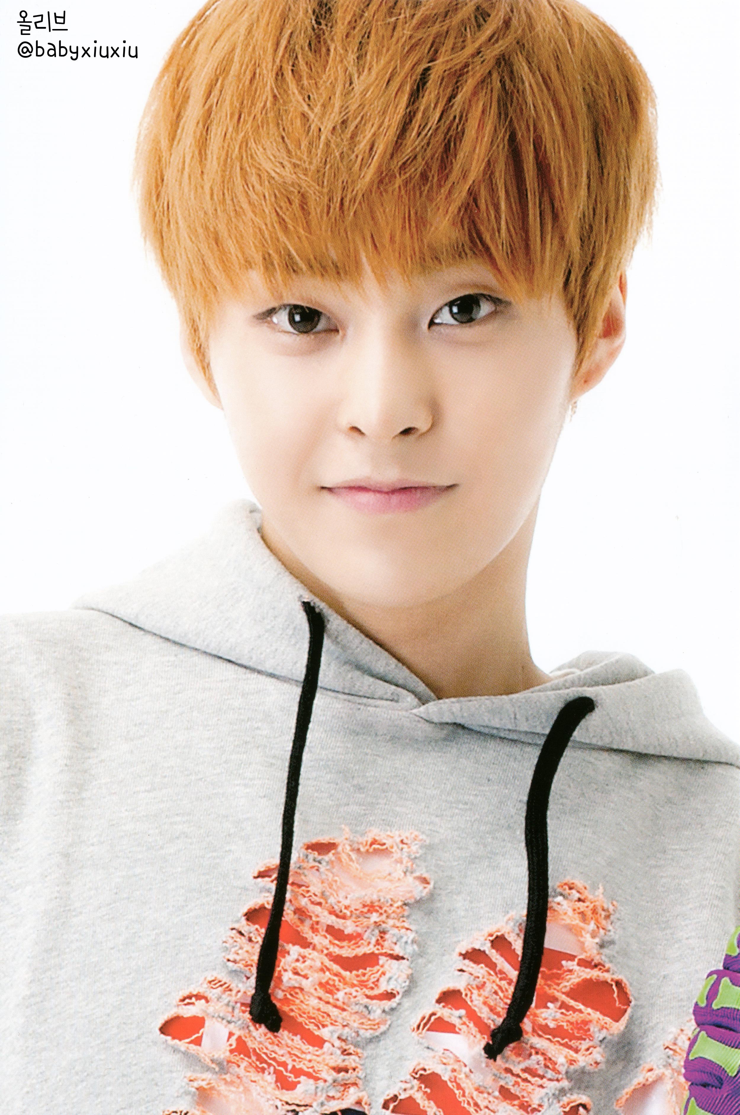 Xiumin Exo Cute Xiumin (POP UP STORE P...