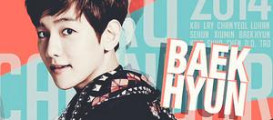 (¸.·¨¯`♥.♥ Baekhyun! (¸.·¨¯`♥.♥