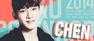 (¸.·¨¯`♥.♥ Chen! (¸.·¨¯`♥.♥