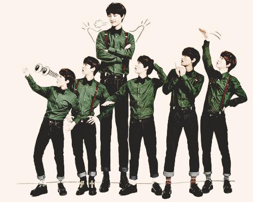 Kyungsoo Miracles in december
