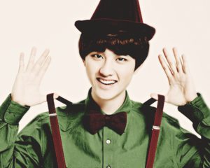 Kyungsoo Miracles in december