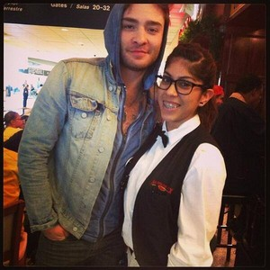ED WESTWICK ARRIVES IN TEXAS